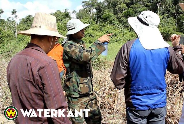Onderzoek naar suikerrietindustrie in Wakai-gebied Suriname