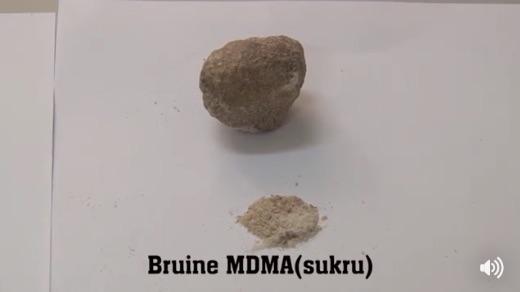Politie Suriname waarschuwt voor 'Sukru'