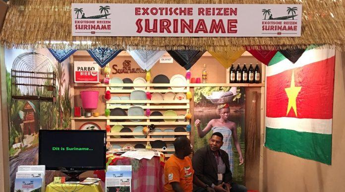 Suriname weer op Vakantiebeurs in Utrecht