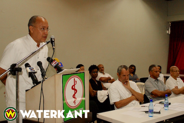 Medici in Suriname woedend over uitlatingen minister