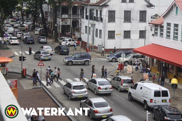 Aantal verkeersslachtoffers in Suriname toegenomen