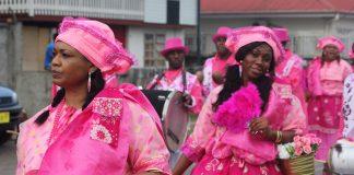 'AVD Wandelmars goed voor toerismesector Suriname'