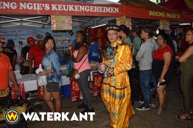 Foto's Temple Fair i.v.m. viering Chinees Nieuwjaar