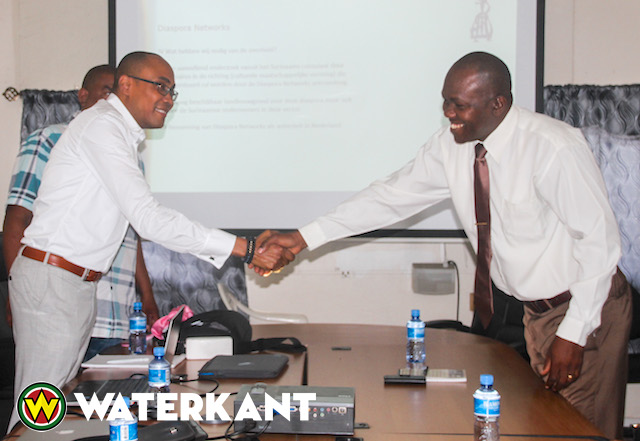 Diaspora Networks wil investeren in agrarische sector Suriname.