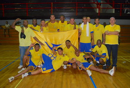 Sportvereniging Yellow Birds bestaat 55 jaar in Suriname