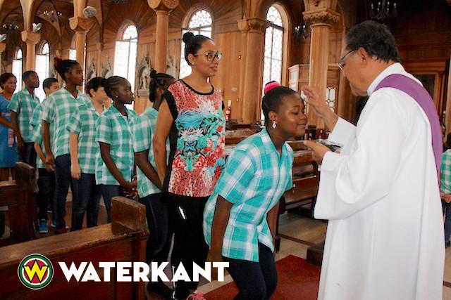 Ook aandacht voor Aswoensdag in Suriname