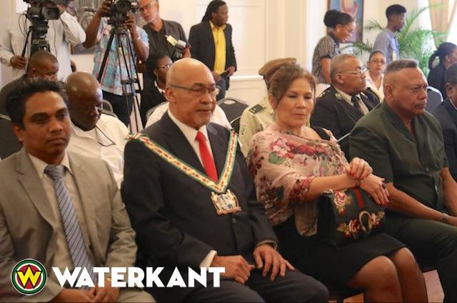 'Veel belangstelling voor Suriname vanuit de wereld'
