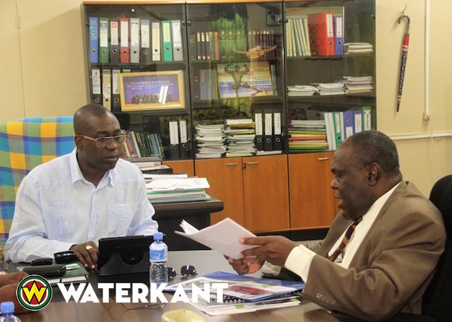 Samenwerking Suriname met Caribisch agrarisch onderzoeksinstituut