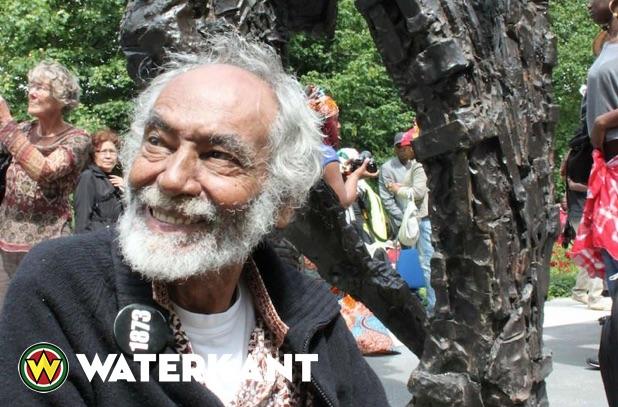 Suriname's bekendste kunstenaar Erwin de Vries overleden