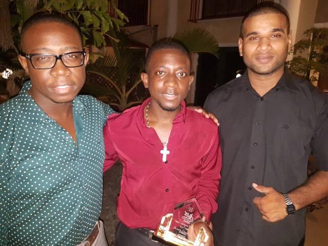 Winnaars van Suriname Touch of Jazz Awards