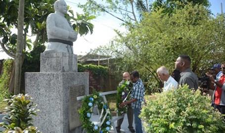 70-jarig bestaan Progressieve Werknemers Organisatie in Suriname