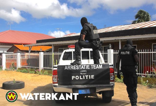 Politie Suriname heeft weer brandstof om uit te rijden