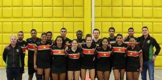 korfbalteam Suriname voor het eerst naar WK kwalificatietoernooi