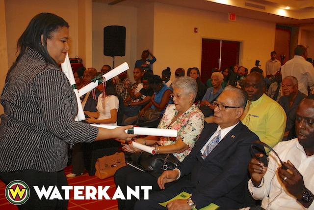 Aandacht voor personen met een beperking in Suriname