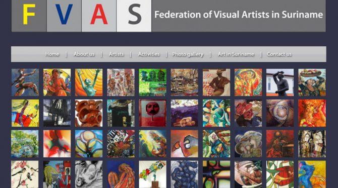 Kunstuitwisselingsproject Suriname en Duitsland