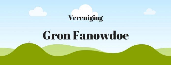 Vereniging 'Gron Fanowdoe' stelt grond ter beschikking aan gemeenschap