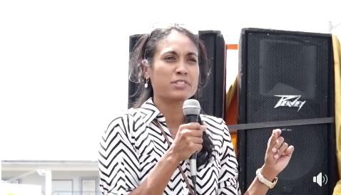 Ook vandaag vreedzame betoging tegen regering Suriname