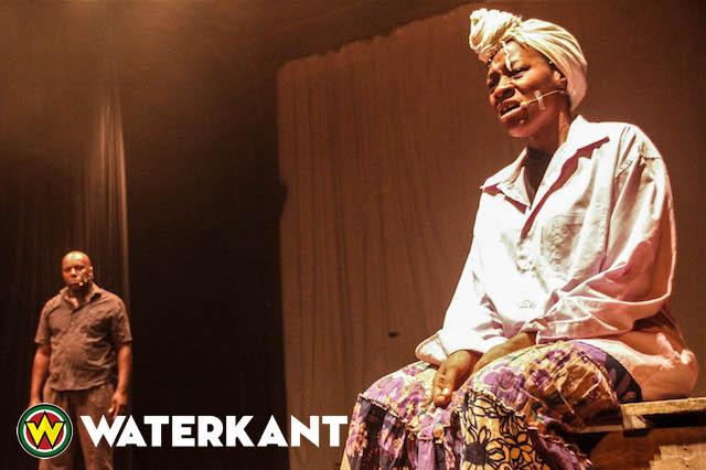 Theaterstuk over huiselijk geweld in Suriname