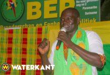 Volledig bestuur BEP gepresenteerd door voorzitter Asabina