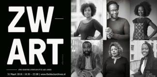 Boekpresentatie en gesprek over ZWART