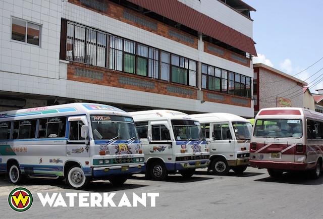 Bus- en boothouders staking zorgt voor stilstand onderwijs