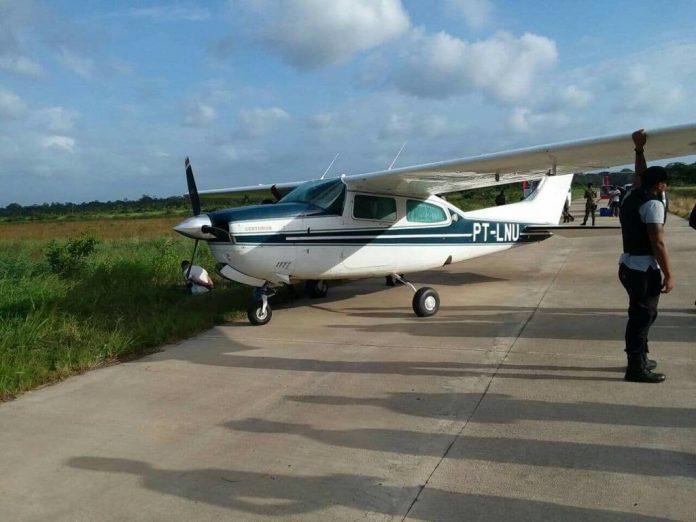 Meer aanhoudingen in zaak vliegtuig met 400 kilo drugs
