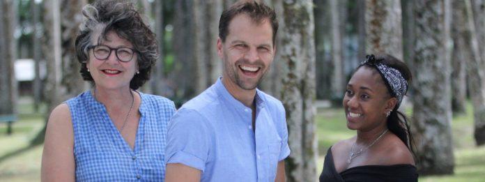 TV programma 'Eindelijk Thuis' in Suriname