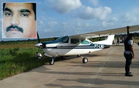 Politie zoekt ondernemer i.v.m. drugsvliegtuig en duikboot