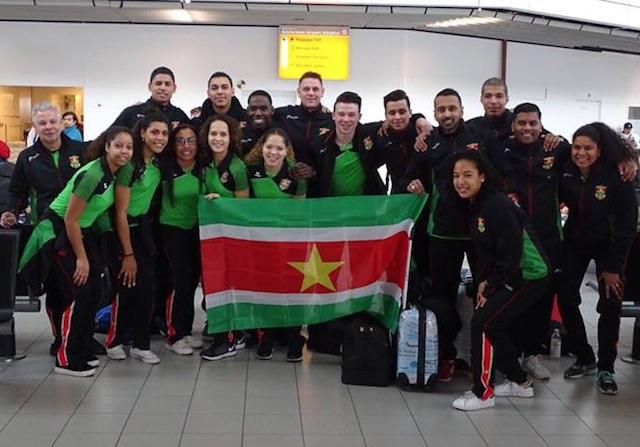 Suriname naar WK korfbal 2019 in Zuid-Afrika
