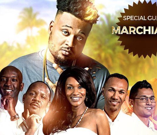 Caribbean Paas Party - zondag 1 april in Rijswijk