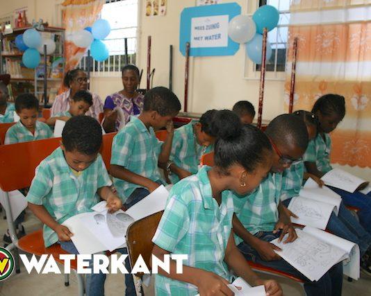 Bewustwordingscampagne Surinaamse Waterleiding Maatschappij