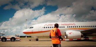 Schadeclaim luchtvrachtafhandelaar tegen Surinam Airways