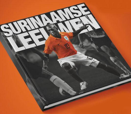 Boek 'Surinaamse Leeuwen' over Surinaamse voetballers in NL