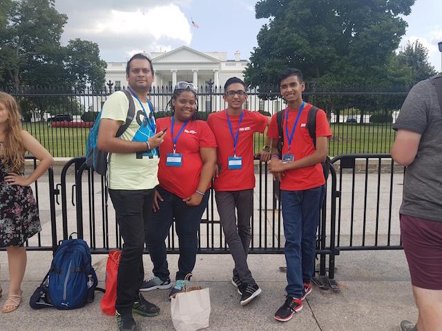 Suriname uitgenodigd voor Robotics competitie in Mexico