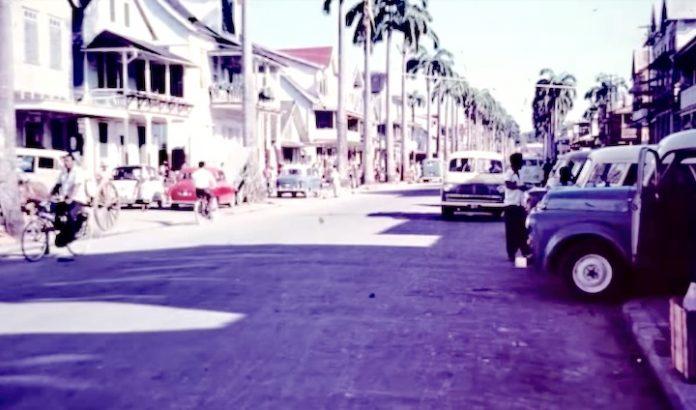 75-jarige schrijft boek over Suriname van de zestiger jaren