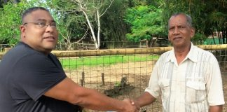 Verdovingsmiddel voor Dierentuin in Suriname