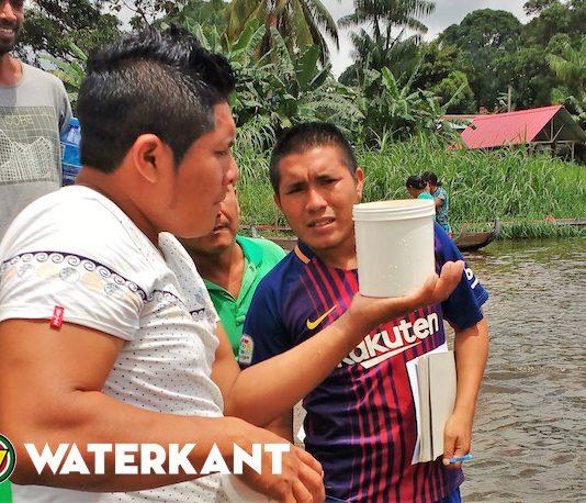 Aandacht voor kwaliteit waterbronnen dorpsbewoners