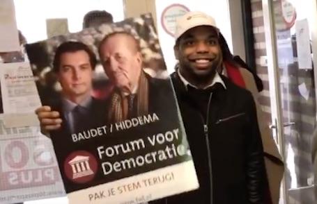 Yernaz Ramautarsing weg bij Forum voor Democratie