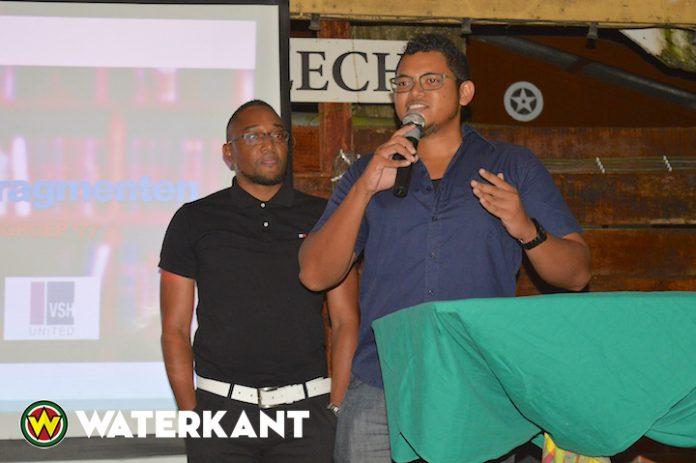 Schrijversgroep lanceert Audioboekenproject in Suriname