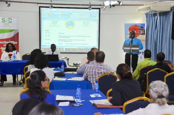 Suriname Business Forum helpt ondernemers met uitbreiding export