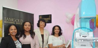 Rosebel Gold Mines investeert in zorg voor Suriname