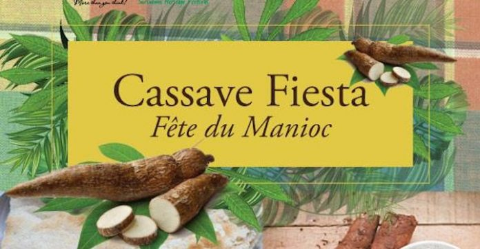 Cassave culinair festijn 'Cassava Fiesta' in Suriname