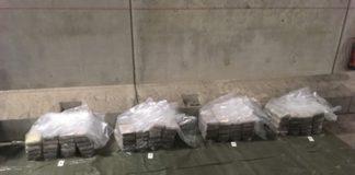 Weer arrestatie om 184 kilo cocaïne in container uit Suriname