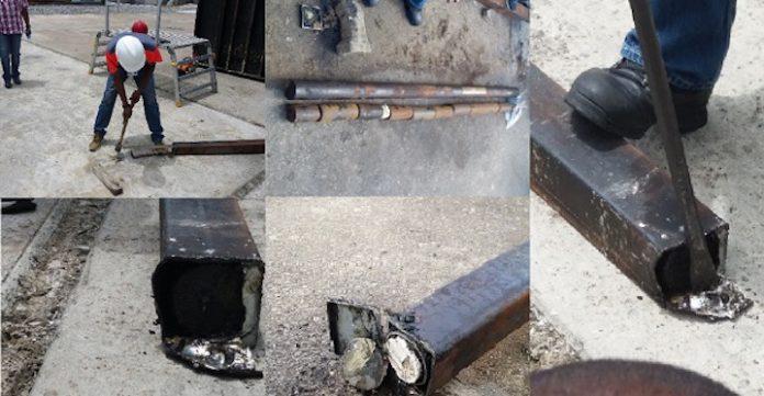 Politie vindt ruim 42 kilo cocaïne in bewerkte containers