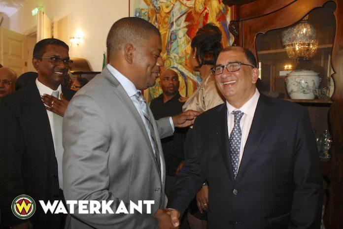 Elias nieuwe minister van Volksgezondheid in Suriname