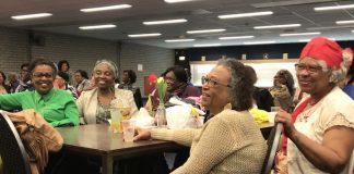 'Mi boto lai' bijeenkomst van 50 plus organisatie Fos'ten