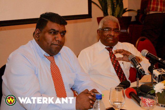 Ondernemer Guptar wil claim indienen tegen Nederland en Suriname