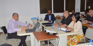 Business Seminar van Kingdom Business Community Suriname