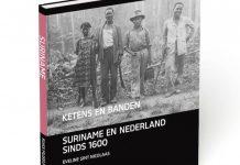 Boek: Ketens en banden Suriname en Nederland sinds 1600