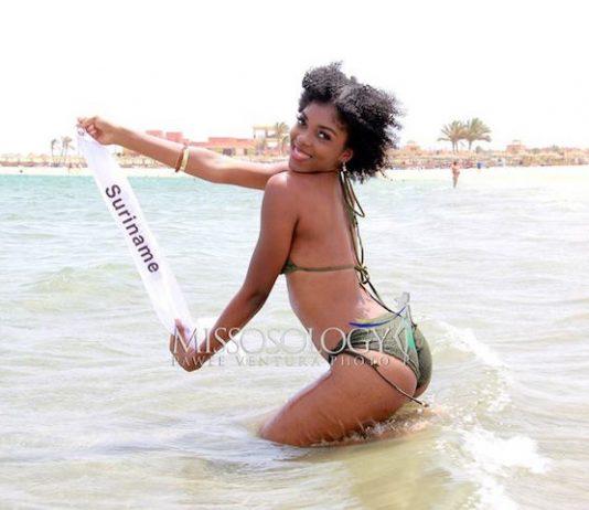 Suriname op Miss Eco International verkiezing